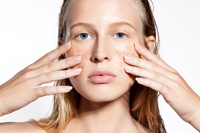 exfoliar exfoliante facial
