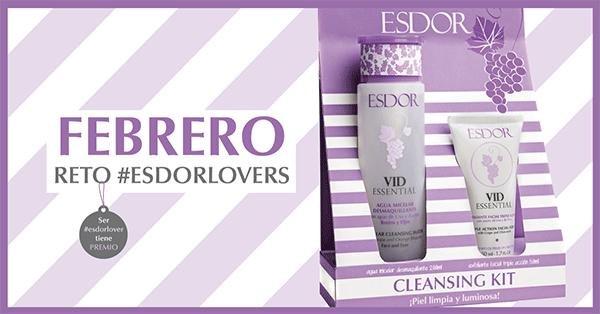 ¡Participa en El Reto #ESDORlovers y gana cosméticos ESDOR