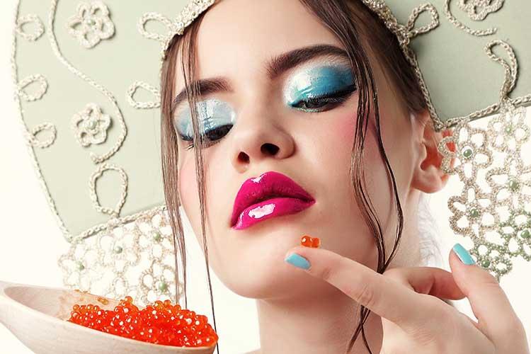 Extracto de caviar y sus beneficios cosméticos