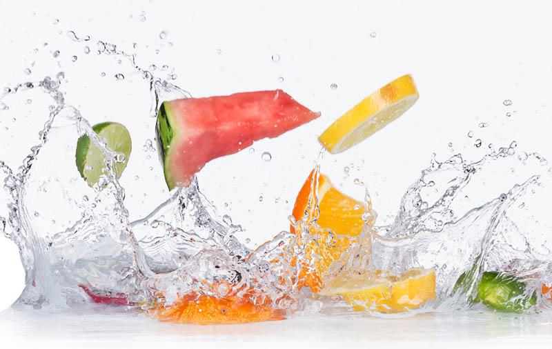 piel hidratada