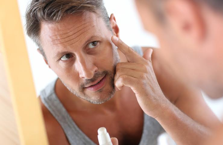 La cosmética también es un regalo para hombres
