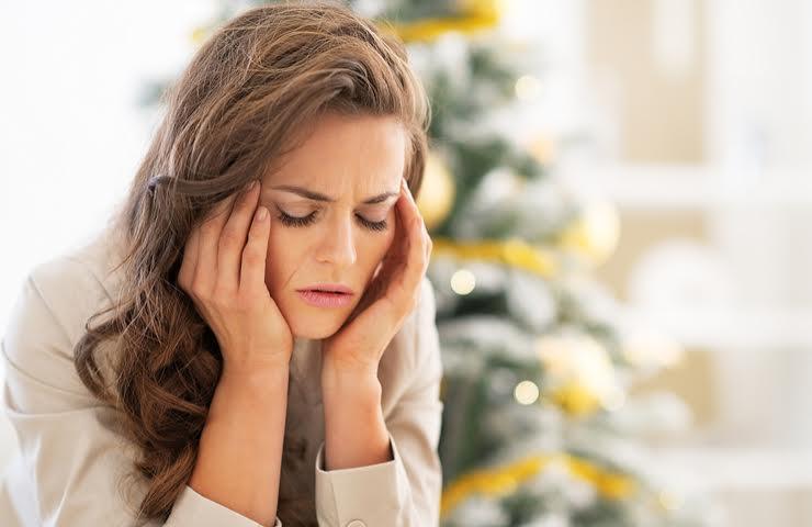 Cómo sobrellevar el estrés en Navidades